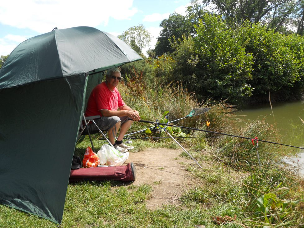 Fishing Riverside Camping & Caravan Park, South Molton