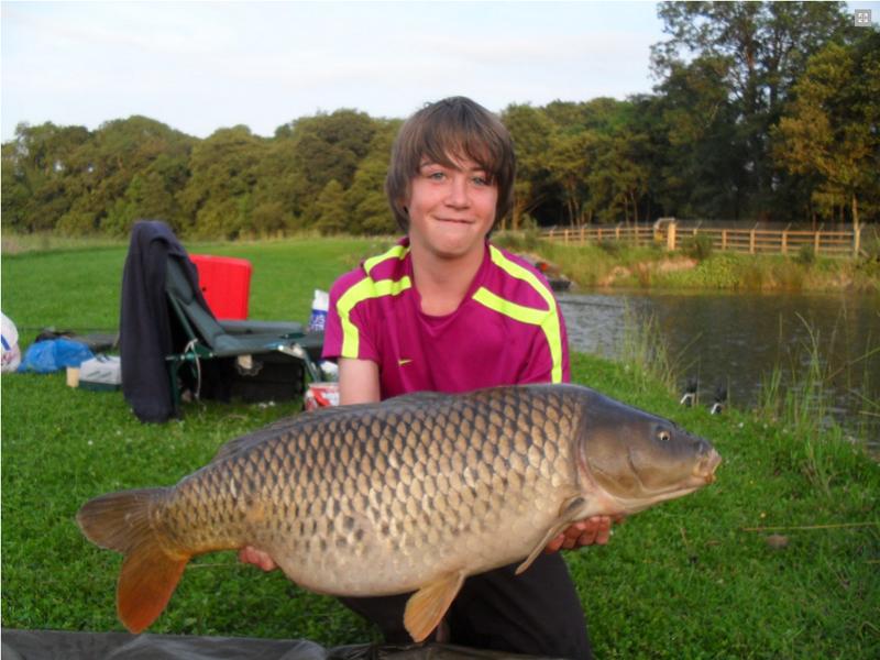 Fishing Lakes Riverside Camping & Caravan Park, South Molton