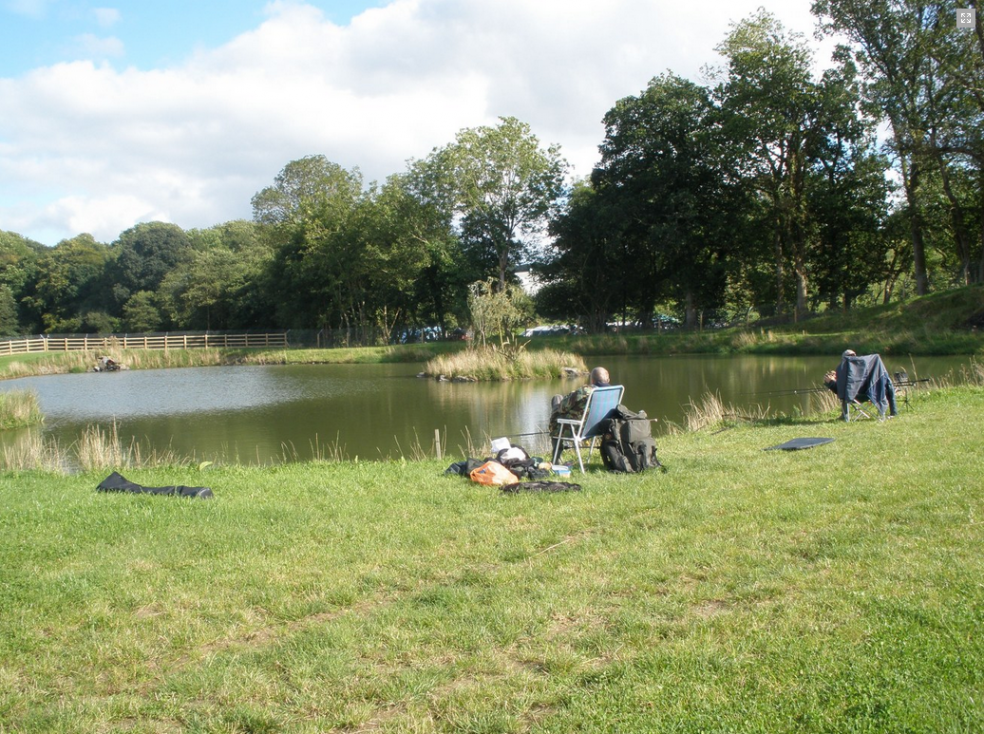 Heron Lake Riverside Camping & Caravan Park, South Molton