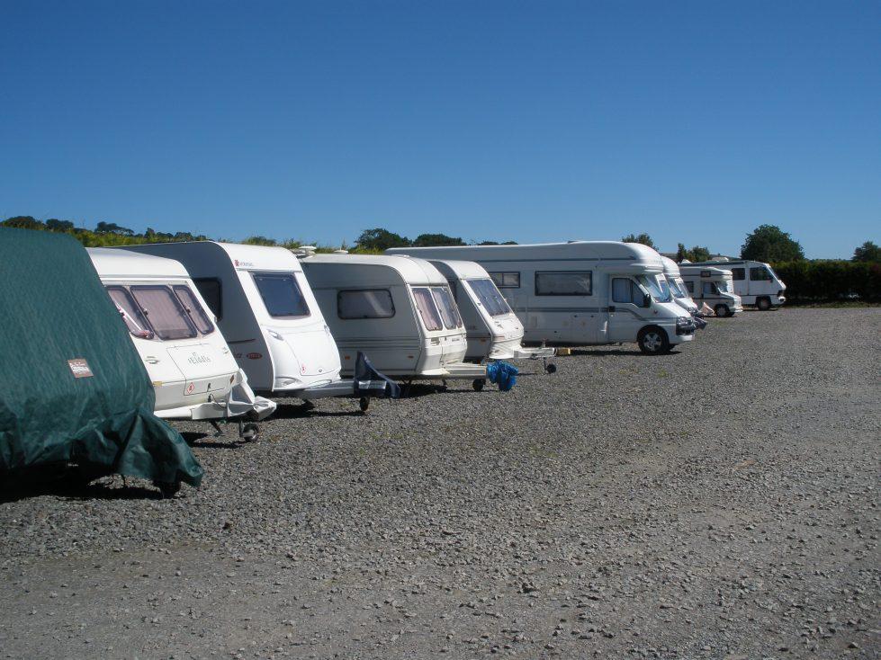Caravan Storage, Riverside Camping